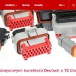 konektory Deustch